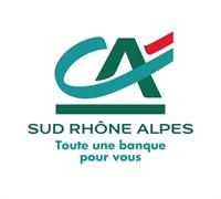Crédit Agricole Sud Rhône alpes (logo)